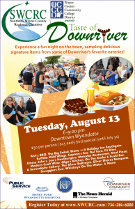 Taste of Downriver @ Downtown Wyandotte | Wyandotte | Michigan | United States