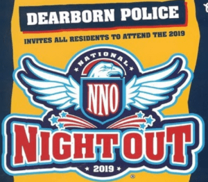 Dearborn Police Night Out @ Dearborn Police Parking Lot | Dearborn | Michigan | United States