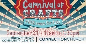 Carnival of Crafts @ pin Brownstown Community Center | Brownstown Charter Township | Michigan | United States
