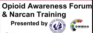 Opioid Awareness Forum & Narcan Training @ WCCCD | Belleville | Michigan | United States