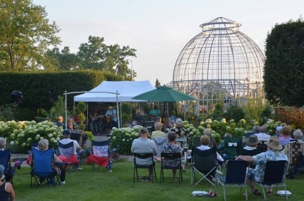 Music Amp Art In The Gardens 2019 Discover Downriver