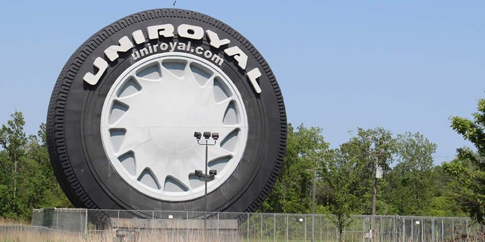 The Uniroyal Giant Tire, Allen Park