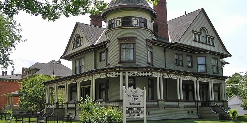 Wyandotte Historical Museum