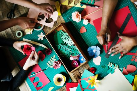 Adult Craft Club At Your Library Discover Downriver