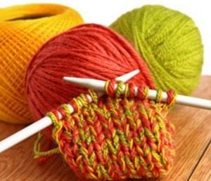 KNITTING IN NATURE: SHARING STITCHES @ Oakwoods Metropark Nature Center | Flat Rock | Michigan | United States