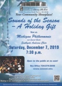 Sounds of the Season - A Holiday Gift @ WCCCD | Taylor | Michigan | United States