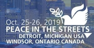 2019 Peace in the Streets @ Student Center Ballroom Wayne State University | Detroit | Michigan | United States