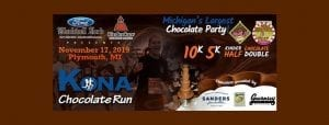 2019 Kona Chocolate Run @ Plymouth | Michigan | United States
