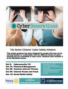 Cyber Generations @ Westfield Center | Trenton | Michigan | United States