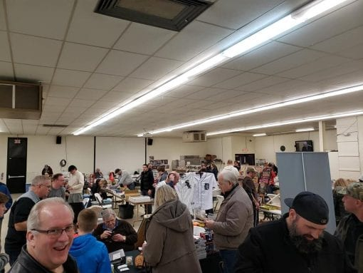 2nd Annual Monroe Sports Card & Collectibles Charity Show @ Monroe | Michigan | United States