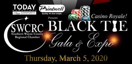 SWCRC Black Tie Gala & Expo @ Crystal Gardens | Southgate | Michigan | United States